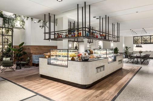 阿姆斯特丹市中心nh酒店 - 阿姆斯特丹 - 自助餐