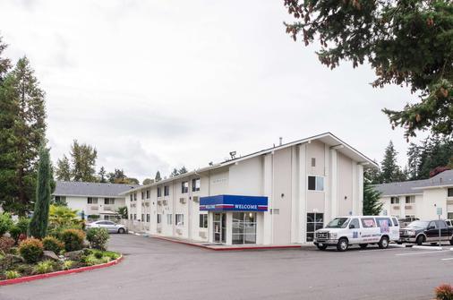 西雅图6号海汽车旅馆-塔科马国际机场南店 - 锡塔克 - 建筑
