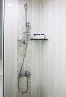 釜山皇冠海港酒店 - 釜山 - 浴室
