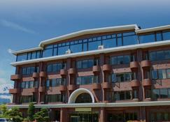 四季之宿富士山酒店 - 富士河口湖 - 建筑