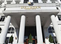 名门豪华酒店 - 伊兹米特 - 建筑