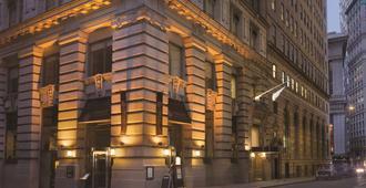 华尔街俱乐部会所酒店-纽约 - 纽约 - 建筑