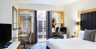 悉尼温特沃什索菲特酒店 - 悉尼 - 睡房