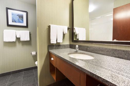 科罗拉多斯普林斯附近空军学院德鲁套房酒店 - 科罗拉多斯普林斯 - 浴室