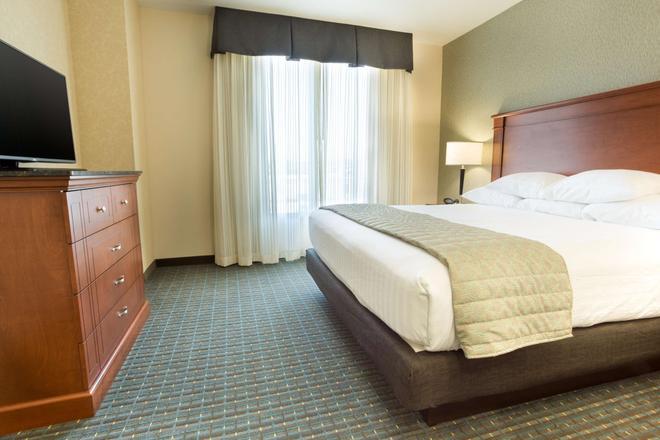 科罗拉多斯普林斯德鲁里套房酒店 - 科罗拉多斯普林斯 - 睡房