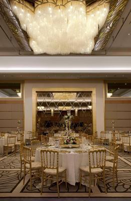 伊斯坦布尔西西里丽笙酒店 - 伊斯坦布尔 - 宴会厅