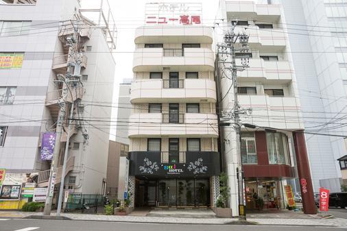 萨依经济型酒店 - 静冈市 - 建筑