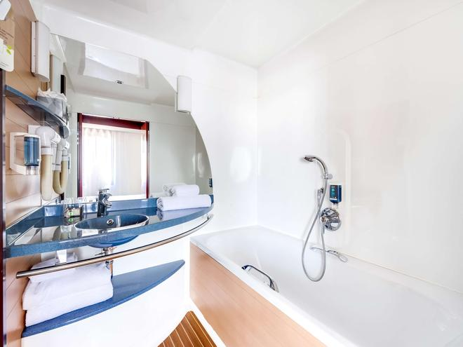 诺富特巴黎拉夏贝尔套房酒店 - 巴黎 - 浴室