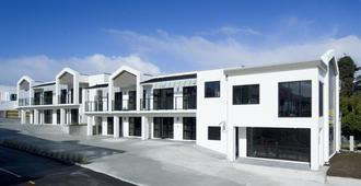 最佳西方艾勒斯利国际酒店 - 奥克兰 - 建筑