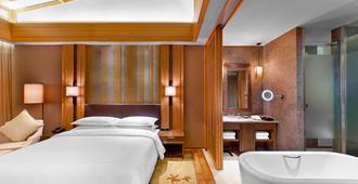 杭州西溪喜来登度假酒店 - 杭州 - 睡房