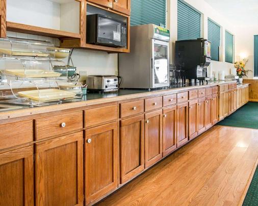 麦基诺城品质酒店及套房 - 麦基诺城 - 厨房