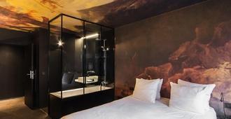 奥卡瑟德尔酒店 - 安特卫普 - 睡房