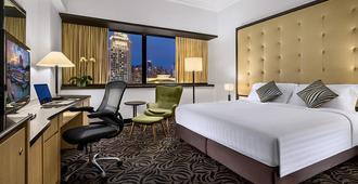 新加坡富丽华河畔大酒店 - 新加坡 - 睡房