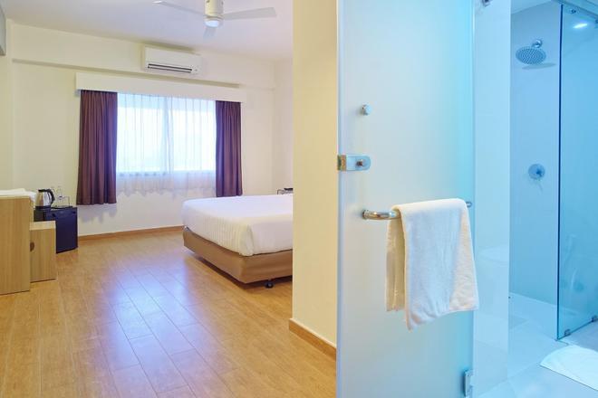 图恩酒店-合艾 - 合艾 - 浴室
