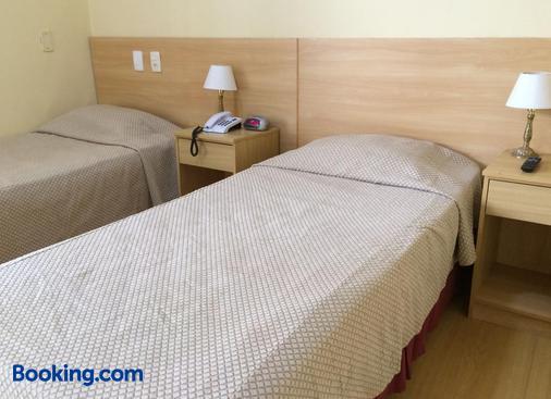 里约热内卢美式酒店 - 里约热内卢 - 睡房