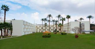 开罗海峡酒店及赌场 - 开罗 - 建筑