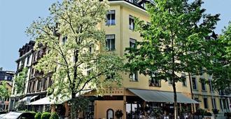 苏黎世西加藤酒店 - 苏黎世 - 建筑