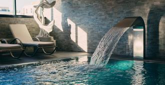 奥森纳酒店及水疗中心 - 斯特拉斯堡 - 游泳池
