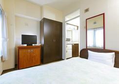 清澄白河弗莱斯泰酒店 - 东京 - 睡房