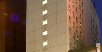 小仓Crown Hills酒店 - 北九州市 - 建筑