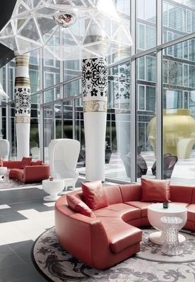 波恩卡梅哈大酒店 - 波恩(波昂) - 大厅