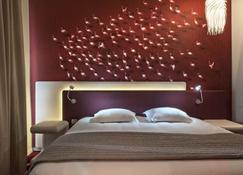 勒庞酒店 - 塞納河畔讷伊 - 睡房