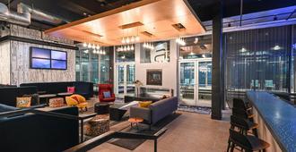 查尔斯顿机场雅乐轩酒店与会议中心 - 北查尔斯顿 - 餐馆