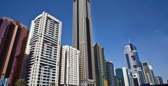 迪拜千禧广场酒店 - 迪拜 - 建筑