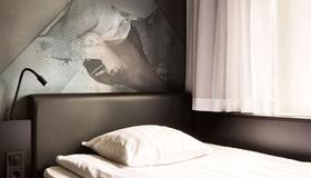 斯德哥尔摩康福特茵酒店 - 斯德哥尔摩 - 睡房