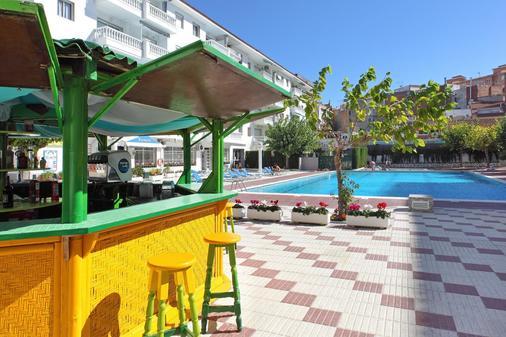 欧罗巴公寓酒店 - 布拉内斯 - 酒吧