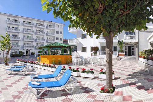 欧罗巴公寓酒店 - 布拉内斯 - 阳台