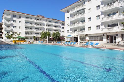 欧罗巴公寓酒店 - 布拉内斯 - 建筑