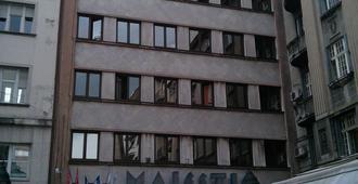 玛吉斯迪克酒店 - 贝尔格莱德 - 建筑