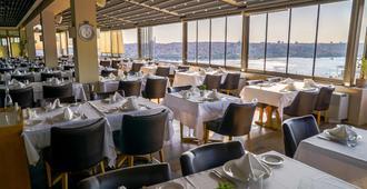 伊斯坦布尔佩拉丽笙酒店 - 伊斯坦布尔 - 餐馆