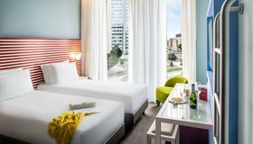 格南米兰酒店 - 米兰 - 睡房