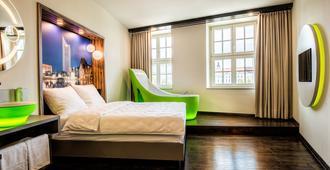 莱比锡市旅行24酒店 - 莱比锡 - 睡房