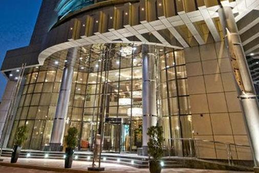 城市四季酒店 - 迪拜 - 建筑