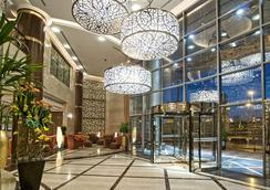 城市四季酒店 - 迪拜 - 大厅