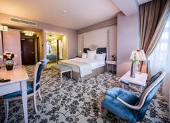 普莱达Spa精品酒店 - 雅西 - 睡房