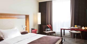 美居斯图加特机场展览会酒店 - 斯图加特 - 睡房