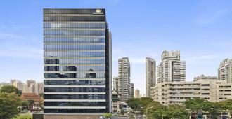 新加坡中山公园戴斯酒店 - 新加坡 - 建筑