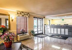 杰克逊堡品质酒店 - 哥伦比亚 - 大厅