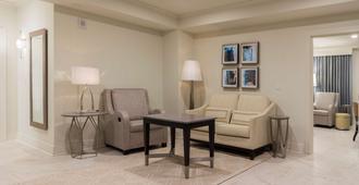 荣格酒店 - 新奥尔良 - 客厅