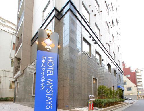 蒲田mystays酒店 - 东京 - 建筑