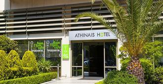 埃西尼俄斯酒店 - 雅典 - 建筑