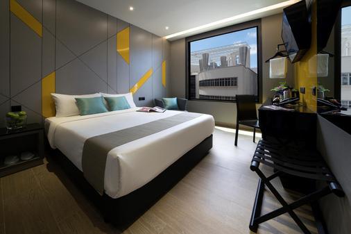米酒店 - 新加坡 - 睡房