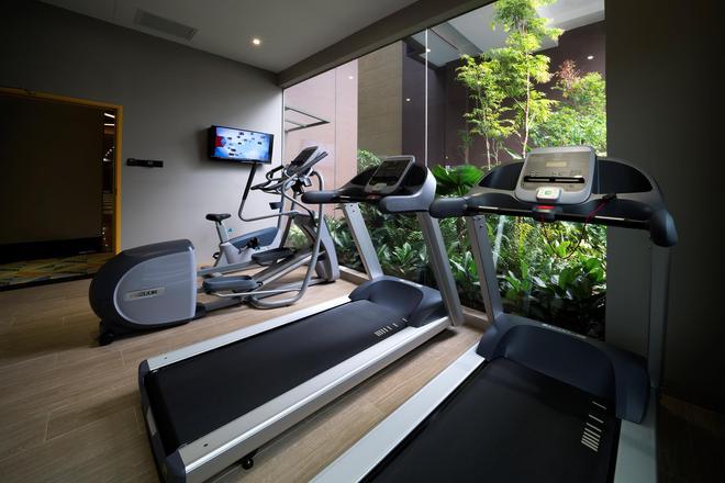 米酒店 - 新加坡 - 健身房