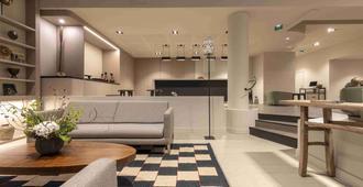 贝斯特韦斯特顶级马斯克酒店 - 拉罗谢尔 - 酒吧