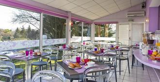 图尔酒店 - 布鲁瓦 - 餐馆
