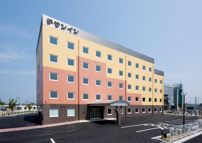 新泻中央知乡舍酒店(新泻中央高速路口) - 新泻 - 建筑